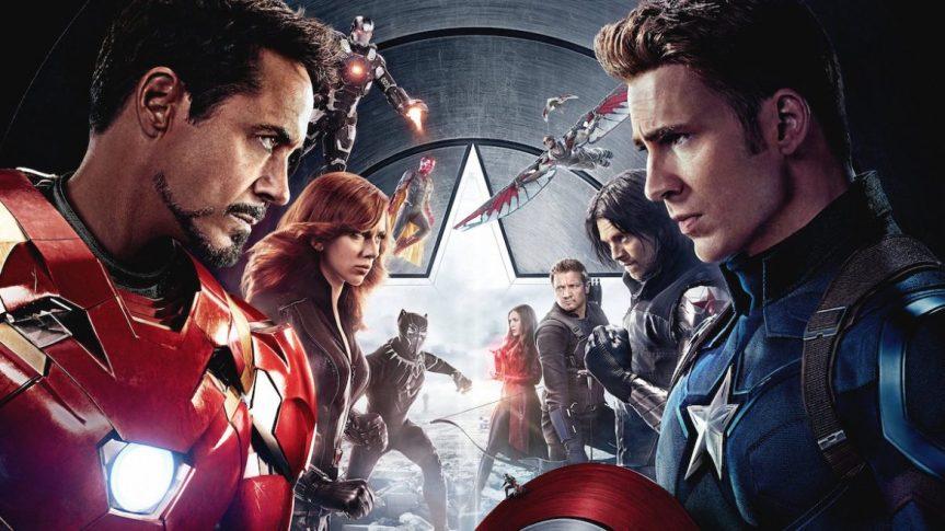 Ep 23: Captain America: Civil War & Son ofSaul