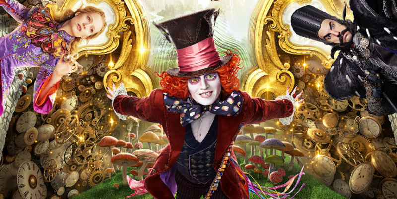 Ep 26: Alice Through The Looking Glass & XMen: Apocalypse