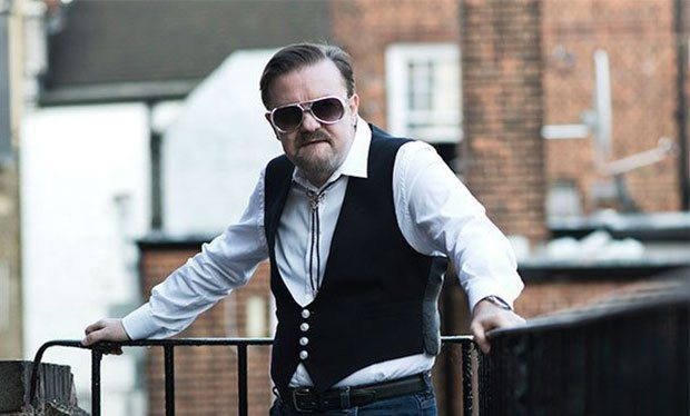 Ep 32: David Brent, Lights Out & Tickled