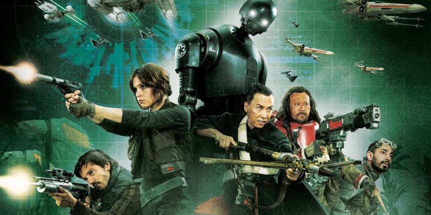 Ep 39: Rogue One: A Star WarsStory