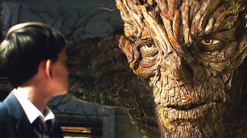Bonus Mini-Ep: Passengers & A Monster Calls
