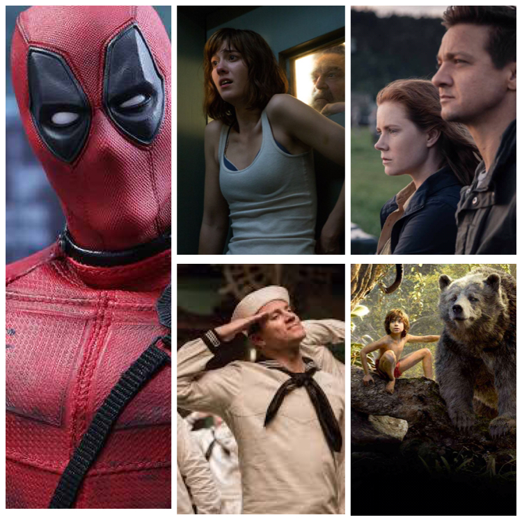 Ep 40: Top 10 Movies of2016